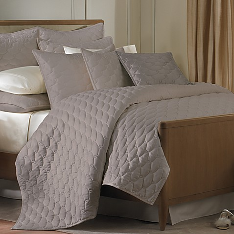 Barbara Barry® Glamour Twin Quilt in French Lilac
