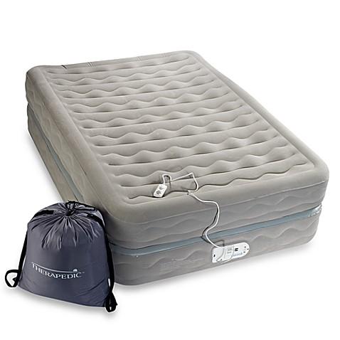 Therapedic 20 Quot High Platinum Series Air Mattress Bed
