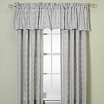 Westport Geo Rod Pocket/Back Tab Window Curtain Panels