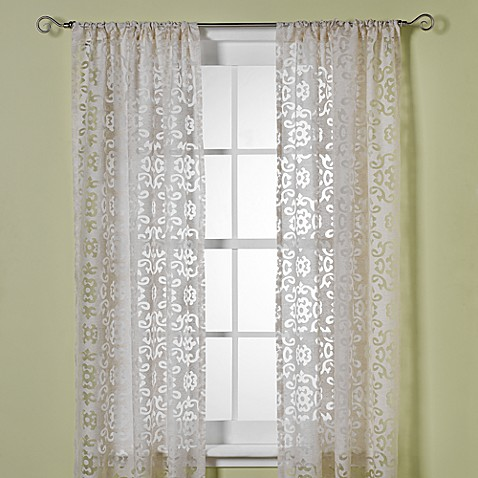 Burnout Curtains B. Smith Jafaro ...