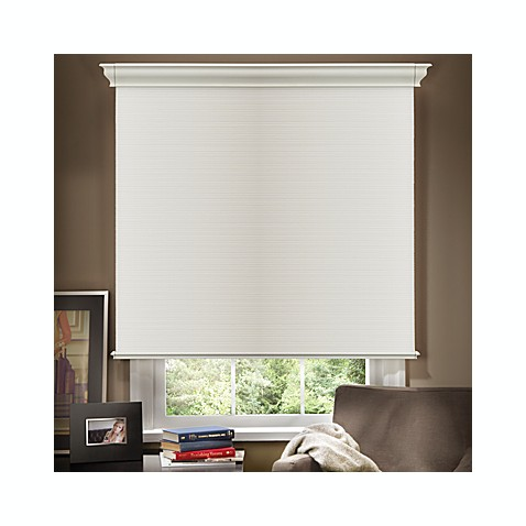 Umbra Venice Cordless Cellular Shade With Decorative