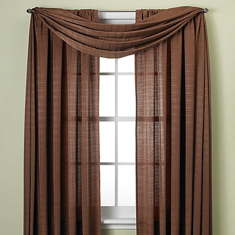 Zenith Window Curtain Panels