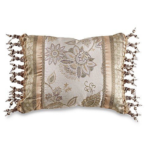 Croscill Garden Mist Boudoir Pillow
