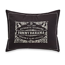 Tommy Bahama® Home Bahamian Breeze Oblong Logo Throw Pillow