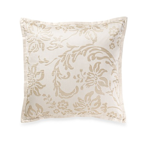 "Vince Camuto® Villa Maria 18"" Square Toss Pillow"