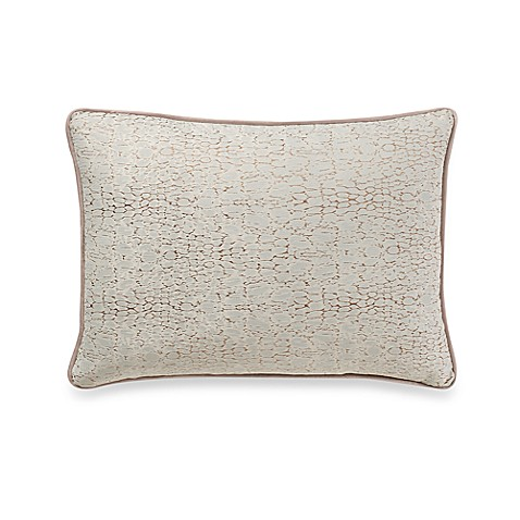 Vince Camuto® Naples Stone Print Breakfast Pillow