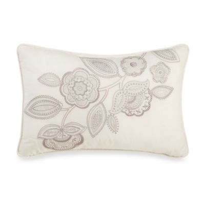 Royal Heritage Home® Sonoma Breakfast Throw Pillow in Ivory