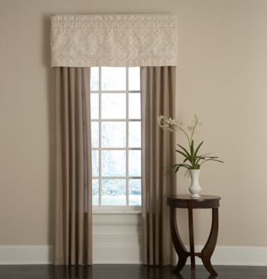 Royal Heritage Home™ Sonoma 84-Inch Window Curtain Panel Pair