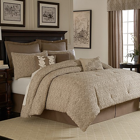 Royal Heritage Home™ Sonoma Quilted Comforter Set