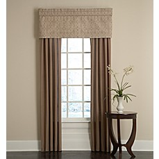 Royal Heritage Home™ Sonoma Quilted Window Valance