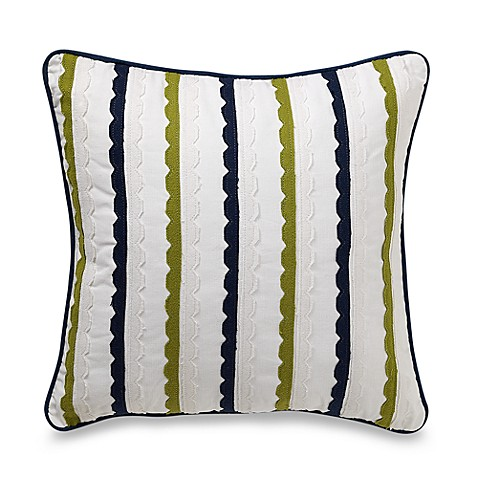 Orla Kiely Field of Flowers 18-Inch Square Toss Pillow