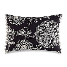 Anthology™ Clara Embroidered Toss Pillow