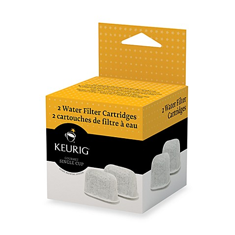Keurig® Water Filter Cartridges (Set of 2)