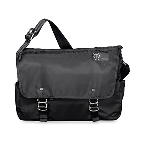 T-TECH by Tumi® Icon Usher Messenger Bag