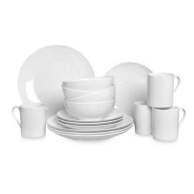 Mikasa® Cheers 16-Piece Varietal Dinnerware Set