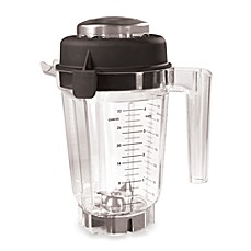 Vitamix® Eastman Tritan Copolyester 32-Ounce Replacement Container with Lid and Wet Blade