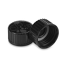 SodaStream Bottle Caps in Black (Set of 2)