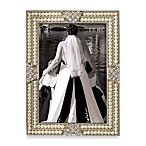 Pearls and Diamonds 5-Inch x 7-Inch Frame