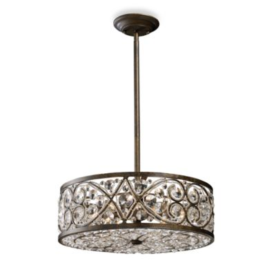 ELK Lighting Amherst 6-Light Pendant in Antique Bronze