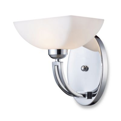 ELK Lighting Arches 1-Light Vanity in Polished Chrome