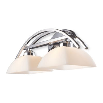ELK Lighting Arches 2-Light Vanity in Polished Chrome