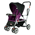 Joovy® Caboose Stand-On Double Stroller in Purpleness