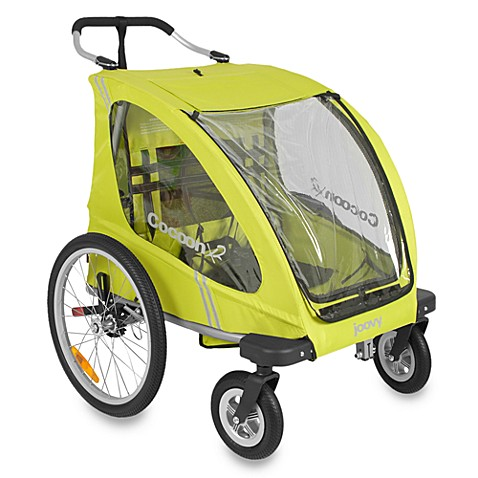 Joovy® CocoonX2 Double Stroller in Greenie