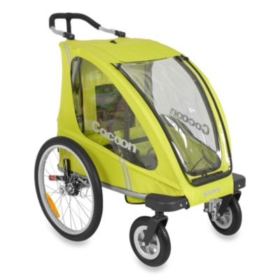 Joovy® Cocoon Single Stroller in Greenie