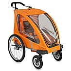 Joovy® Cocoon Single Stroller in Orangie