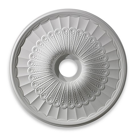 ELK Lighting Hillspire Medallion in White