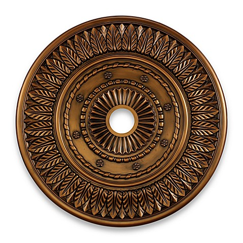 ELK Lighting Corinna Medallion in Antique Bronze