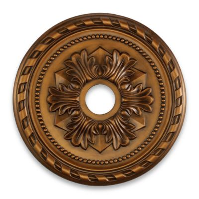 ELK Lighting Corinthian Medallion in Antique Bronze