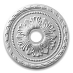 ELK Lighting Corinthian Medallion in White