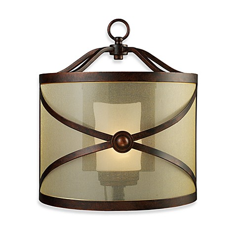 ELK Lighting Cumberland 1-Light Sconce in Classic Bronze
