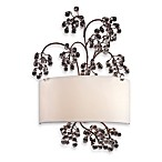 ELK Lighting Winterberry 2-Light Sconce in Antique Darkwood