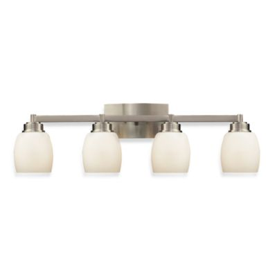 ELK Lighting Northport 4-Light Vanity Satin Nickel