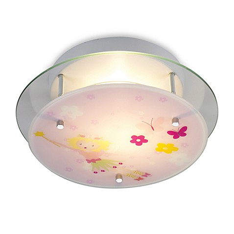 ELK Lighting Novelty 2-Light Fairy Semi-Flush Fixture