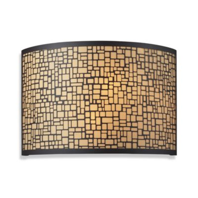ELK Lighting Medina 2-Light Sconce in Aged Bronze