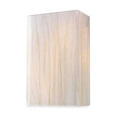 ELK Lighting Modern Organics 2-Light Sconce in White