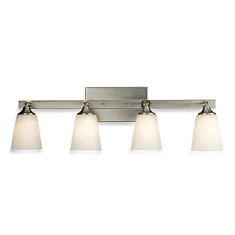 ELK Lighting Vilente 4-Light Vanity (Satin Matte Nickel)