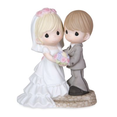 Precious Moments® Two Lives, One Love Porcelain Figurine