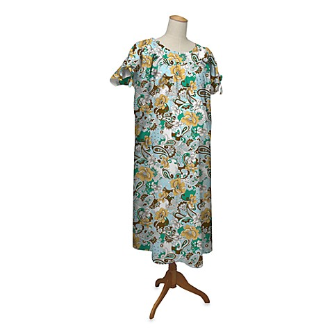 The Peanut Shell® Large/Extra Large Boho Chic Hospital Gown
