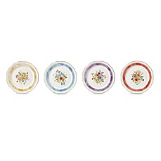 Mikasa® Antique Garden Assorted 8 1/2-Inch Accent Plates (Set of 4)