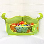 Brica® Corner Bath Basket