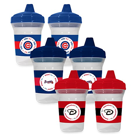 Baby Fanatic® MLB® Sippy Cup 2-Pack