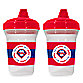 Baby Fanatic® MLB® Sippy Cup 2-Pack in Philadelphia Phillies