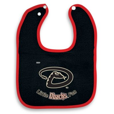 MLB® Baby Bibs in Arizona Diamondbacks