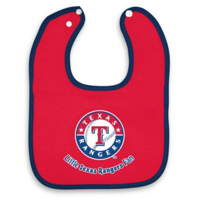 MLB® Baby Bibsintex®as Rangers