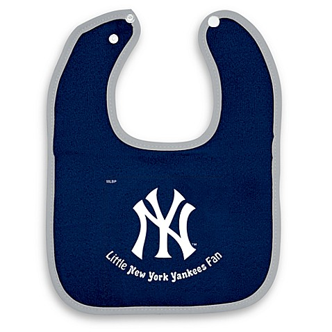 MLB® Baby Bibs in New York Yankees