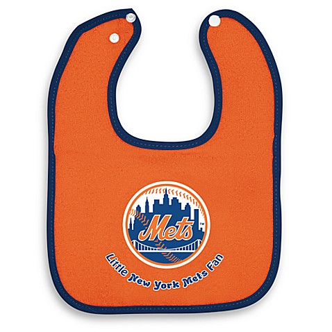 MLB® Baby Bibs in New York Mets